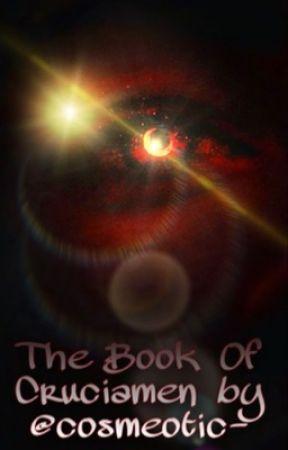 The Book of Cruciamen by cosmeotic-