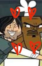 chef x chris mclean (a total drama love story)  by xxyellowsunflowersxx