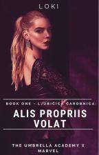 (1) Alis Propriis Volat (Loki) by Lone-wolf-fanfics