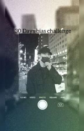 30 Days Bias Challenge by MingyuIra