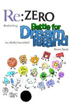 Re: Zero Restarting Battle for Dream Island from Zero! (CANCELLED) by GW_LupineTaco