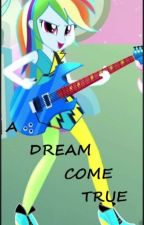 A dream come true (Sequel to This Is Me) by Super_flexible