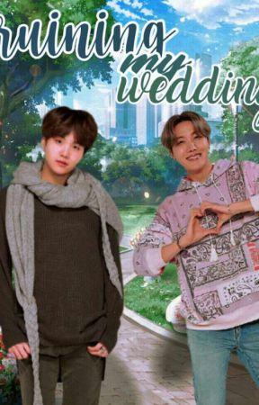 Ruining my wedding [yoonseok] by kimin_20