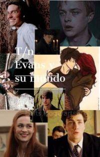 T/n Evans y su mundo cover