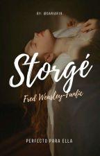 Storgé | Fred Y George Weasley | by DariAr19