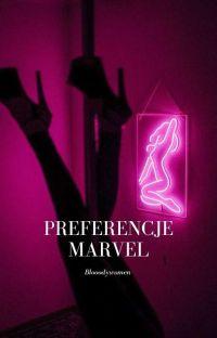 Preferencje Marvel +18 cover