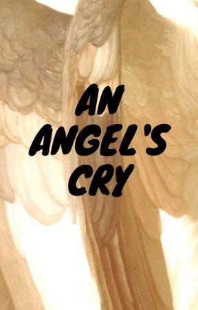 Jay's Art Book - An Angel's Cry by JayFox11