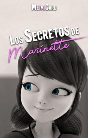 Los secretos de Marinette by MeimiCaro