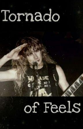 Tornado Of Feels (Megadeth F.F.) by nincs_halen