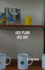 (As) Plain As Day | k.doyoung by snackingg