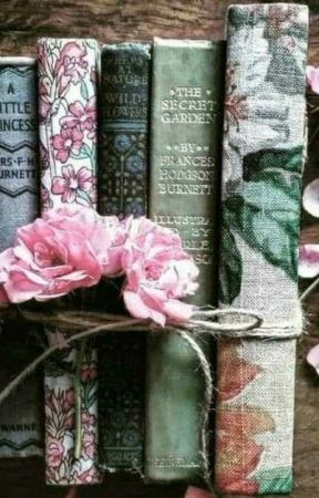 Books And Roses by KBDMS1224