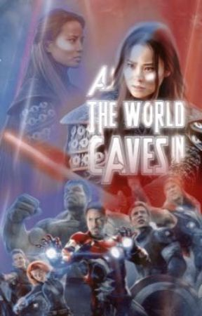 AS THE WORLD CAVES IN, steve rogers by -CLEOPATRAS