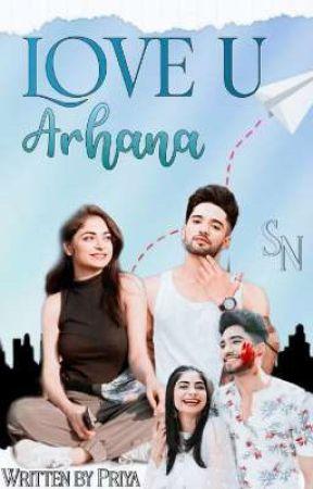 Love U  Arhana by NareshKumar246