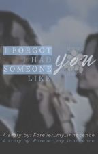 (gxg)I forgot I had someone like you(STILL WRITING) by forever_my_innocence