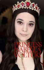 Princess Isabella Volturi by FanonStar