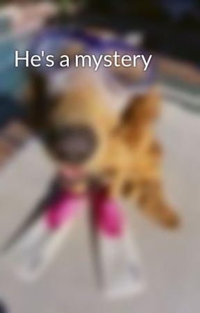 He's a mystery by bylerandmileven