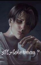 M.Ackerman ? (Livai x Reader )  by Jadeeeehhh