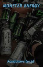 Monster Energy: Karl Jacobs by fandomwriter56