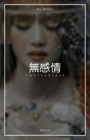 Emotionless || Choi Yeonjun ✔️ by yuna-me