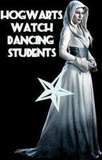 Hogwarts Watch Dancing Students by NephalemGirl