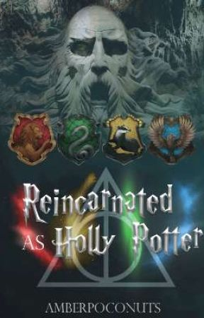 Reincarnated As Holly Potter: The Chamber Of Secrets (Currently updating) by amberpoconuts