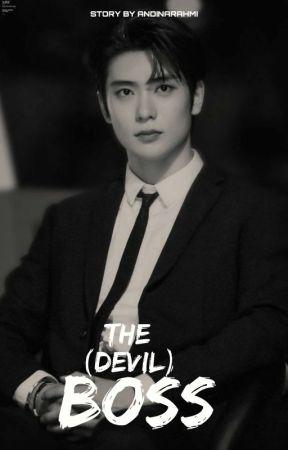 THE (DEVIL) BOSS √ by ANDINARAHMI