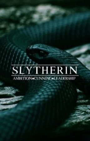 ༒ slytherin | vol.1 ༒ by 0liviao