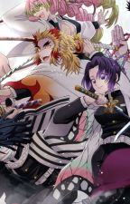 Demon Trifecta {Kimetsu No Yaiba Fanfiction} by Det3rmined_Writ3r