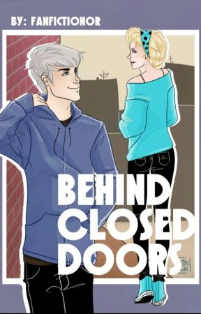 Behind Closed Doors [❄Jelsa❄] by FANfictionor