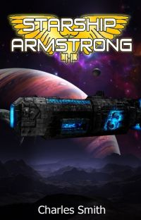 Starship Armstrong - Season 1 cover