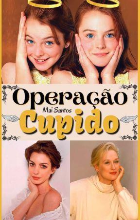 Operação Cupido (Mirandy - Intersexual) by Mai-Santos