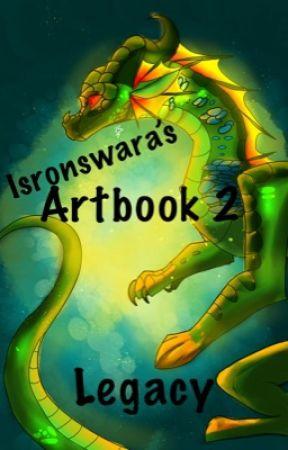 Isronwara's Artbook 2: Legacy by Isronswara