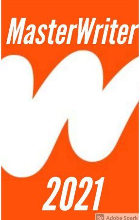 MasterWriter 2021 by Potterhead_Always34