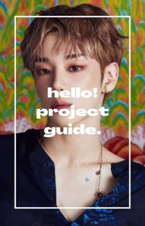 HELLO! PROJECT GUIDE ! → jpop group. by KWANFILMS