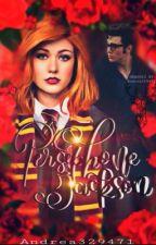Persephone Jackson at Hogwarts    James potter by Andrea329471