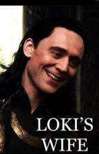 Loki's wife by WendyMirror1