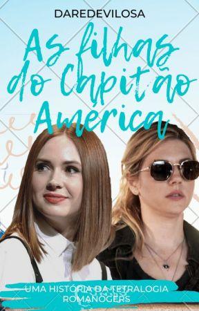 Sara & Maggie - As Filhas do Capitão América by DaredevilosaPTBR