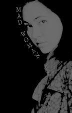 mad woman, KAZ BREKKER. by KETTERDAM