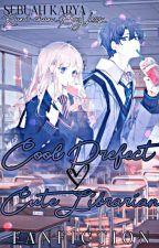 Cool Prefect ❤ Cute Librarian {OG} by Runi-san_Boyvers