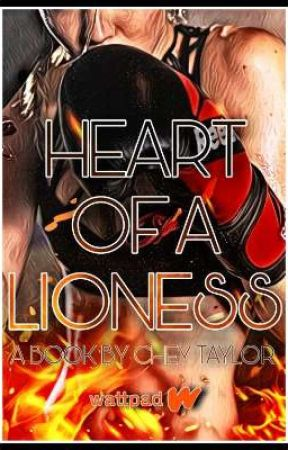 Heart of a Lioness by cheytaylor1