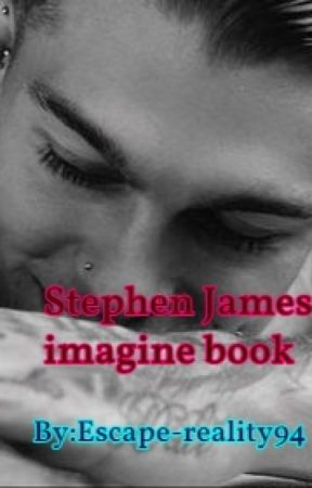 Stephen James Imagine book by escape-reality94