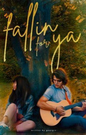 FALLIN FOR YA ➸ luke patterson by zcndayas