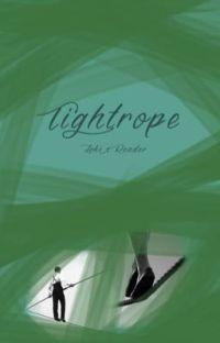 Tightrope: Loki x fem!reader cover