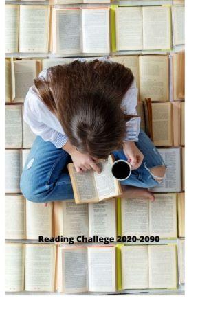 Reading Challenge * 2020-2028 * : 1 ✨ by livykittykat