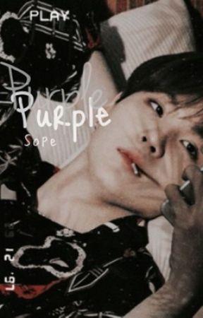 Purple by JoonsSexyThighs
