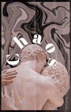 ||✧*.CHAOS *.✧||  Percy Jackson X oc by bookishnerd1002