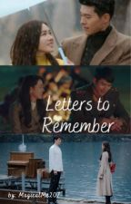 Letters to Remember by MagicalMe207