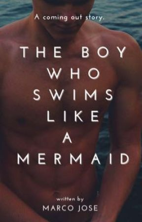 The Boy Who Swims Like A Mermaid by SiMarcoJoseAko
