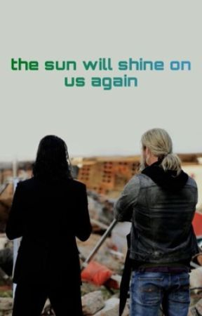 the sun will shine on us again - marvel gif series by maksicle