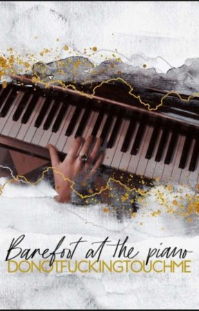 barefoot at the piano » stylinson au  by 90sdeadroses